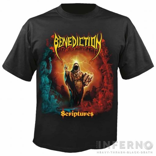 Benediction - Scriptures Póló