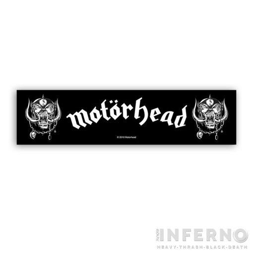 Motorhead - War Pigs Szövött felvarró