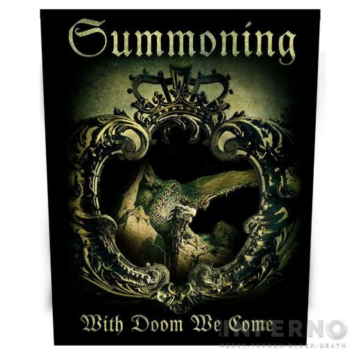 SUMMONING - WITH DOOM WE COME HÁTFELVARRÓ