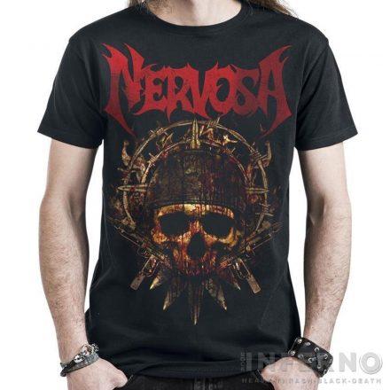 Nervosa - World In Agony Póló