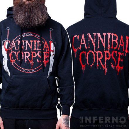 Cannibal Corpse - Knife Pulóver