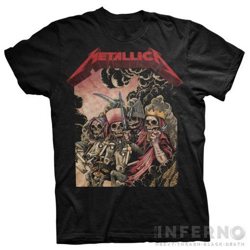 Metallica - Four Horsemen Póló