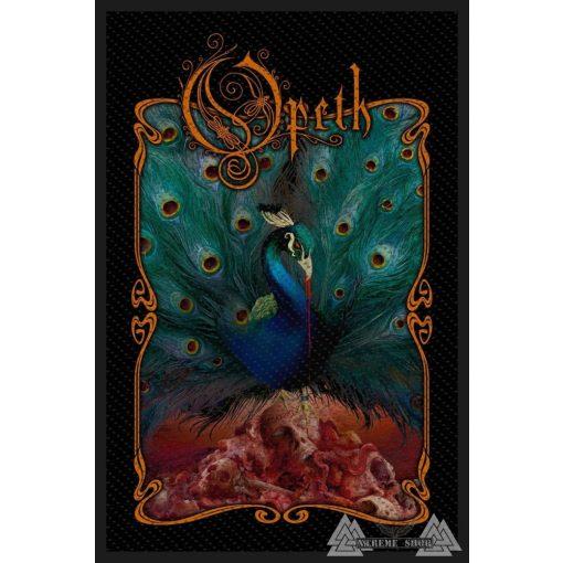 Opeth - Sorceress Szövött felvarró