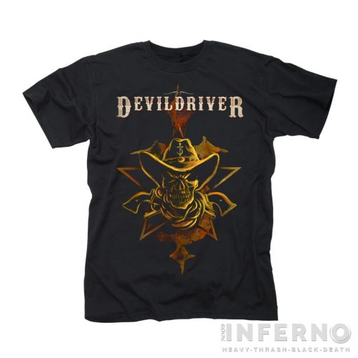 DEVILDRIVER - COWBOY PÓLÓ