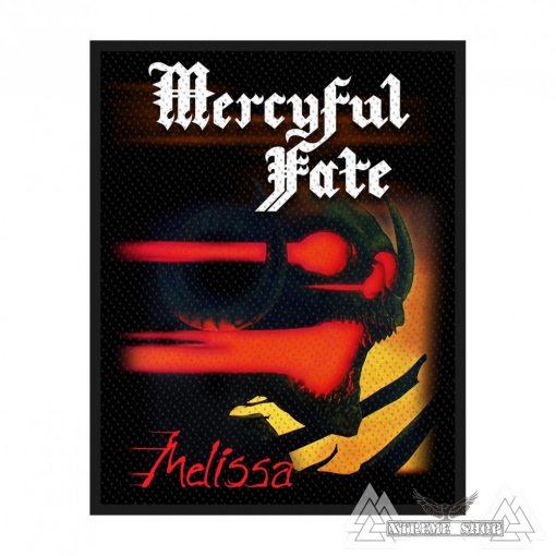 Mercyful Fate - Melissa Szövött felvarró