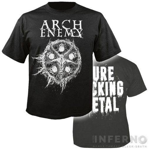 Arch Enemy - Pure Fucking Metal Póló