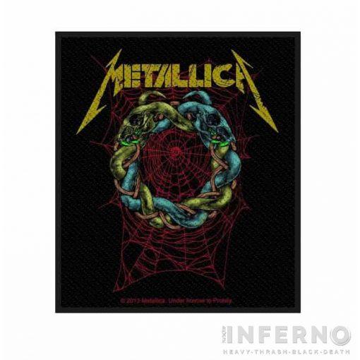 Metallica - Tangled Web Szövött felvarró