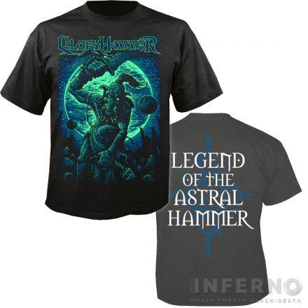 Gloryhammer - Legend of the Astral Hammer Póló
