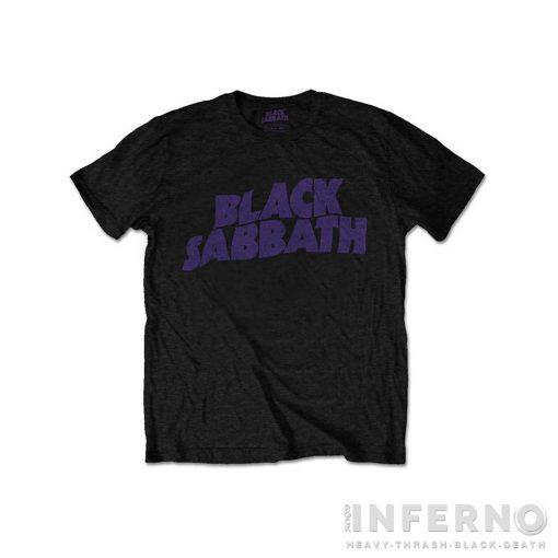 BLACK SABBATH - LOGO GYEREK PÓLÓ