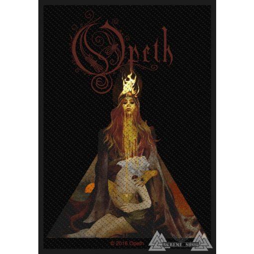 Opeth - Sorceress Persephone Szövött felvarró