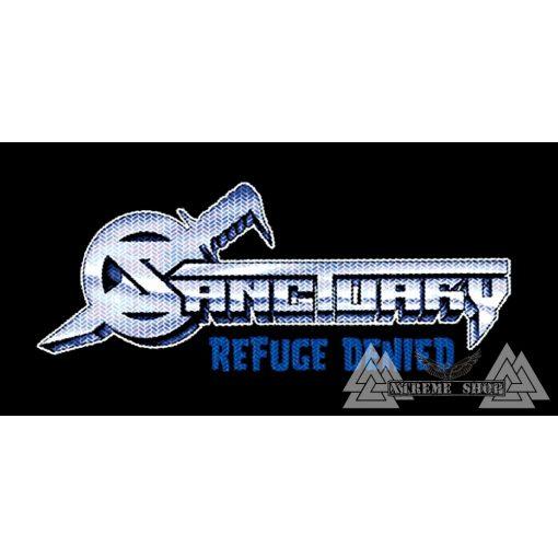 Sanctuary - Refuge Denied Szövött Felvarró