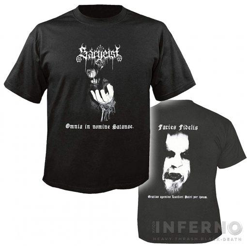 Sargeist - Omnia In Nomine Satanae Póló