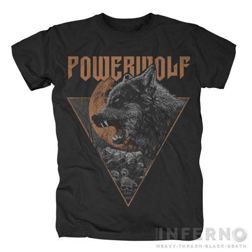 POWERWOLF - Fullmoon Póló