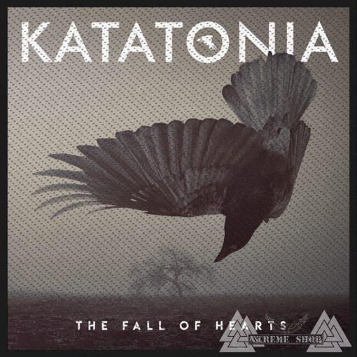 Katatonia - Fall Of Hearts Szövött felvarró