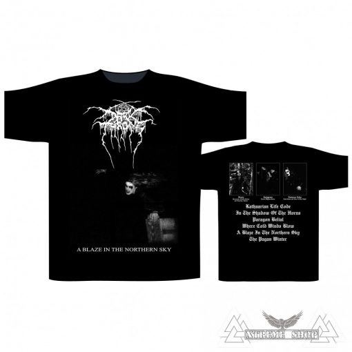 Darkthrone - A Blaze In The Northern Sky / Album Póló