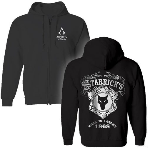 Assassin's Creed Syndicate - Starrick's Cipzáras pulóver