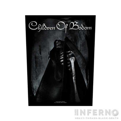 Children Of Bodom - Fear The Reaper Hátfelvarró