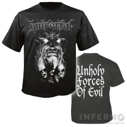 Immortal - Unholy Forces of Evil Póló
