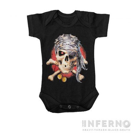 Baba Body - Pirate Skull