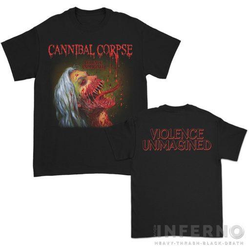 Cannibal Corpse - Violence Unimagined Póló