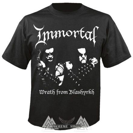 IMMORTAL - Wrath póló