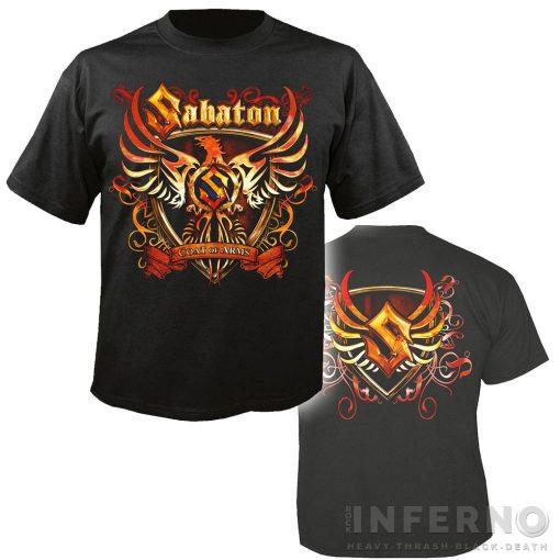 Sabaton - Coat of arms Póló