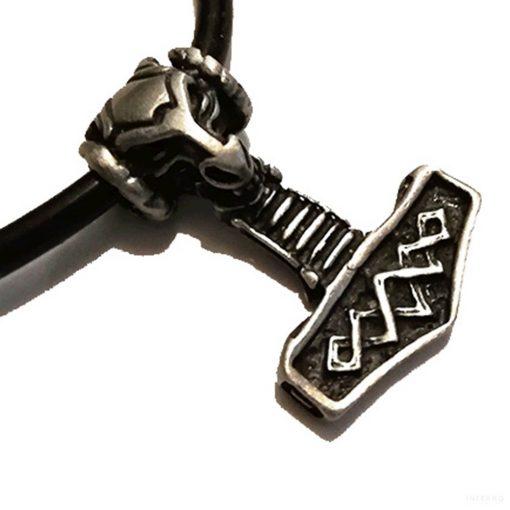 Thor kalapács / Mjölnir medál