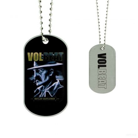 Volbeat - Outlaw gentleman dögcédula