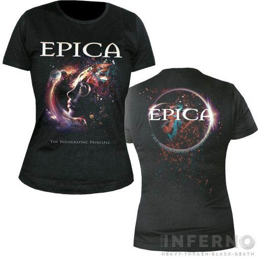 Epica - The holographic principle női póló