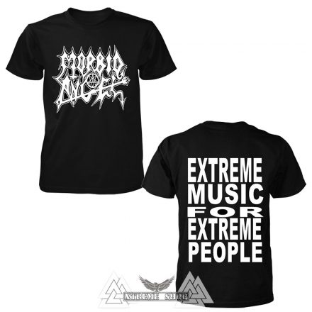 Morbid Angel - Extreme Music Póló