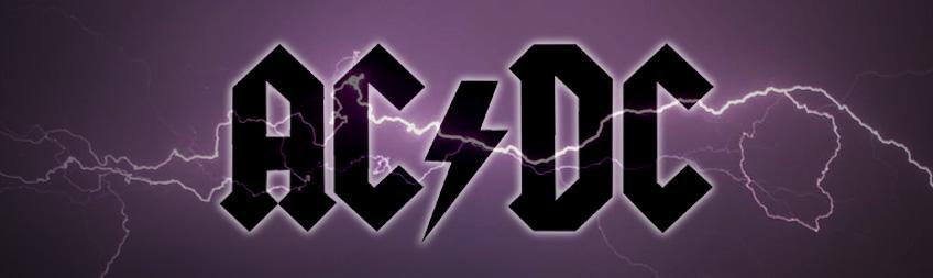 AC/DC - Póló - Merchandise - T-Shirt