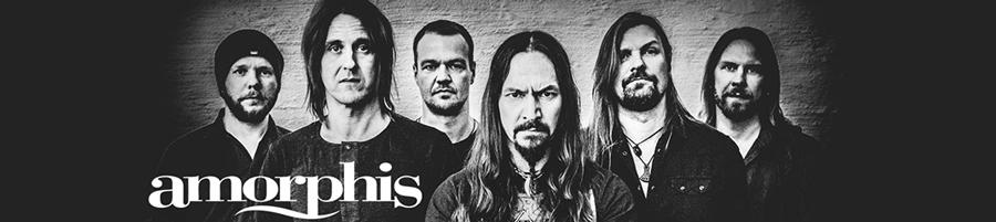 Amorphis Póló Merchandise T-Shirt