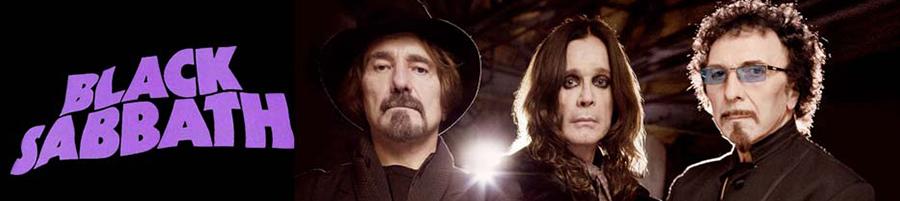 Black Sabbath Bandmerch