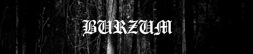 Burzum official merchandise póló t-shirt