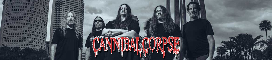 Cannibal Corpse Violence Unimagined Band Merch