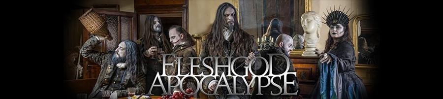Fleshgod Apocalypse Bandmerch