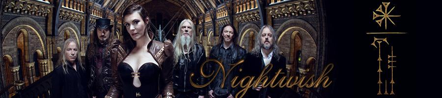 Nightwish termékek pólók kiegészítők