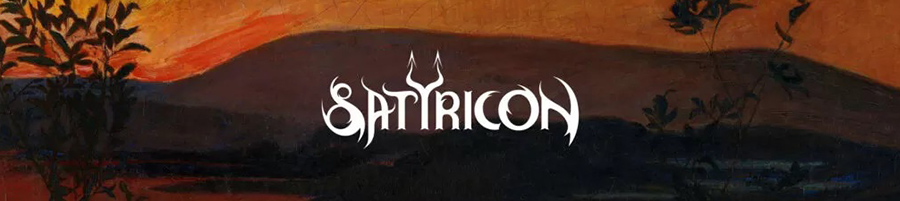 Satyricon póló merchandise t-shirt